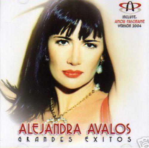 Alejandra Avalos - Grandes Exitos (2004)