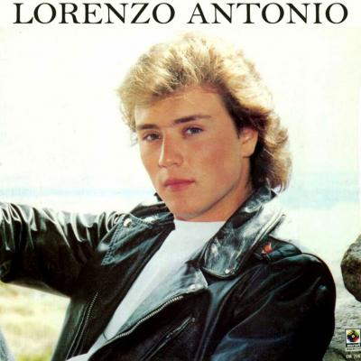 Lorenzo Antonio - El Mejor Amor Del Mundo (1989)