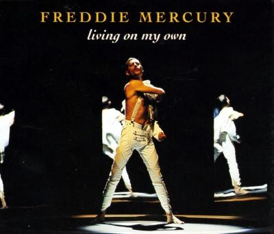 Freddie Mercury - Living On My Own (Maxi Single) (1993)