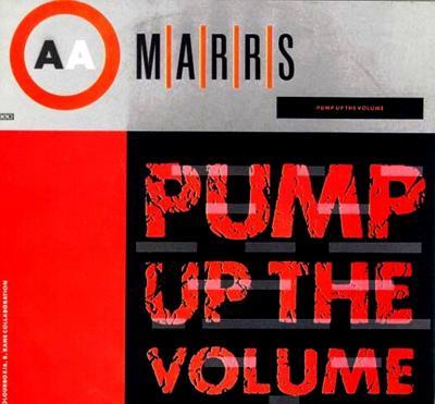 M.A.R.R.S. - Pump Up The Volume (Maxi Single) (1987)