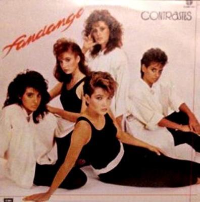 Fandango - Contrastes (1986)