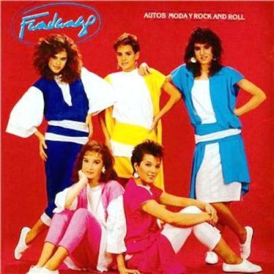 Fandango - Autos Moda,Y Rock And Roll (1987)