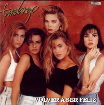 Fandango - Volver A Ser Feliz (1990)