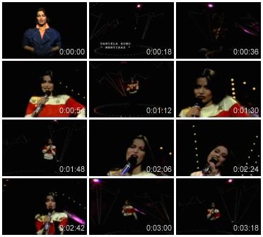 Daniela Romo - Mentiras (La Historia 2004) (Video VOB)
