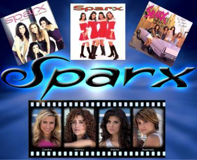 Sparx - Tres Super Albunes (1994-2000)