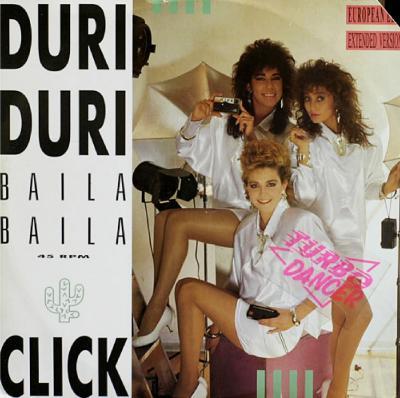 Click - Duri Duri (Maxi Single) (1989) (Edicion Especial)