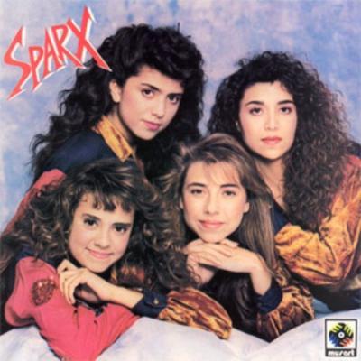 Sparx - Sparx (1991) (Version LP)