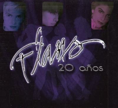 Flans - 20 Años (2005) 2CD+DVD