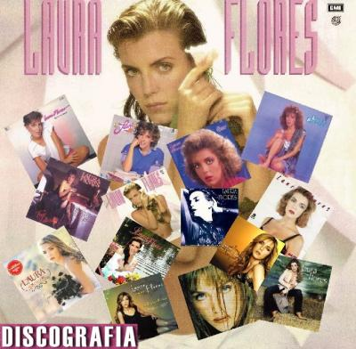 Laura Flores - Discografia (1983-2008) (Exclusiva)