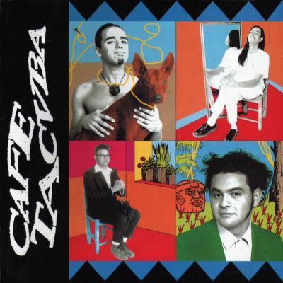 Cafe Tacuba - Cafe Tacuba (1992)