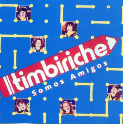 Timbiriche - Somos Amigos (1982)