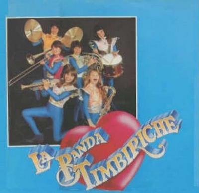 Timbiriche - La Banda Timbiriche (1983)