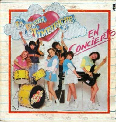 Timbiriche - La Banda Timbiriche En Concierto (1983)