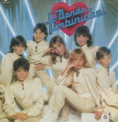 Timbiriche - Disco Ruido (1984)