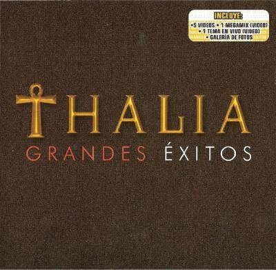 Thalia - Grandes Exitos (2004) CD+DVD