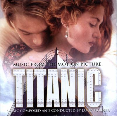 James Horner - TITANIC Music From The Motion Picture (1997)