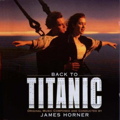 James Horner - Back To Titanic (1998)