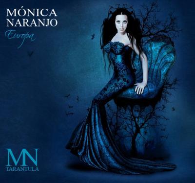 Monica Naranjo - Europa (CD Single) (2008)