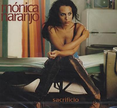 Monica Naranjo - Sacrificio (CD Single) (2001)