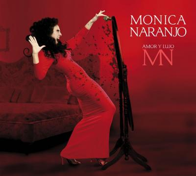 Monica Naranjo - Amor Y Lujo (CD Single) (2008)