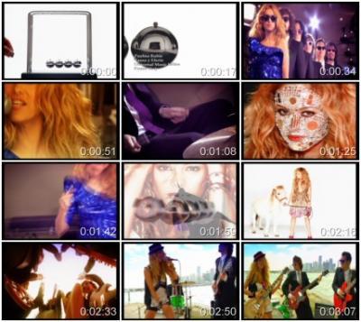 Paulina Rubio - Causa Y Efecto (Promo Only) (Vob)
