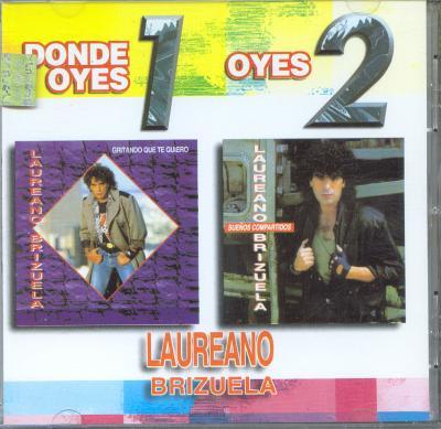 Laureano Brizuela - Donde Oyes 1 Oyes 2 (1999)