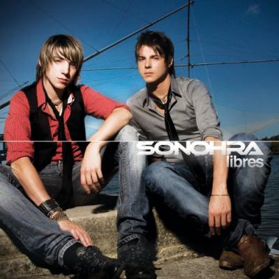 Sonohra - Libre (2009)