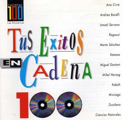 Tus Exitos En Cadena 100 - Copilacion Varios (1997)