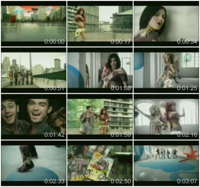 RBD - Ser O Parecer (Clean Vob)