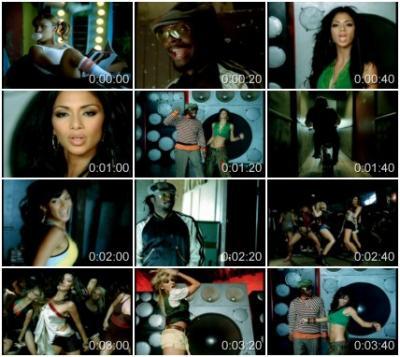 The Pussycat Dolls ft. William - Beep (Clean Vob)