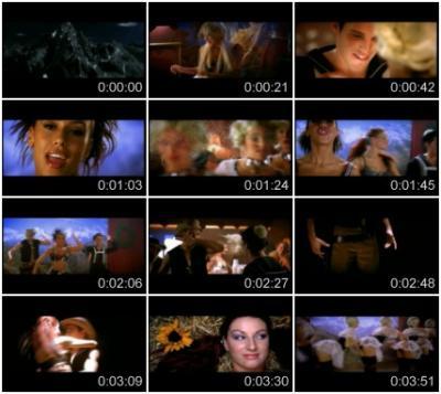Vengaboys - Shalala Lala (2nd Version) (Clean Vob)