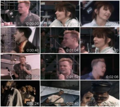 UB40 ft. Chrissie Hynde - I Got You Babe (2nd Version) (Clean Vob)