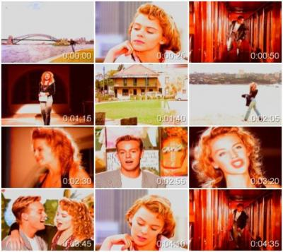 Kylie Minogue ft. Jason Donovan - Especially For You (Extended Version) (Clean Vob)