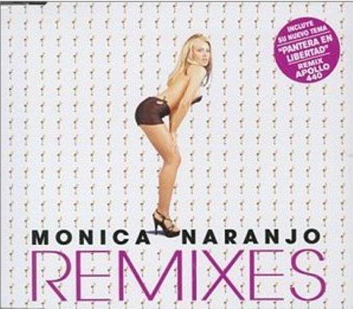 Monica Naranjo - Remixes (CD Single) (1997)