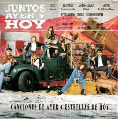 VA - Juntos Ayer Y Hoy (1990)