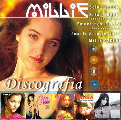 Millie Corretjer - Discografia (1995-2003)