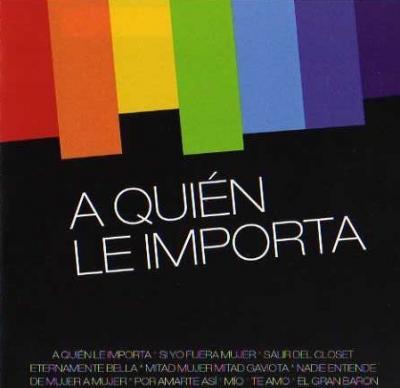 VA - A Quien Le Importa (2008) (CD+DVD)