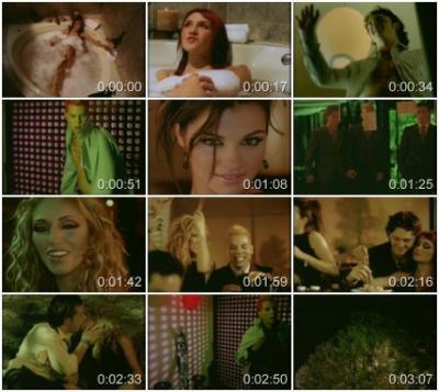 RBD - Nuestro Amor (Dance Remix) (Clean Vob)