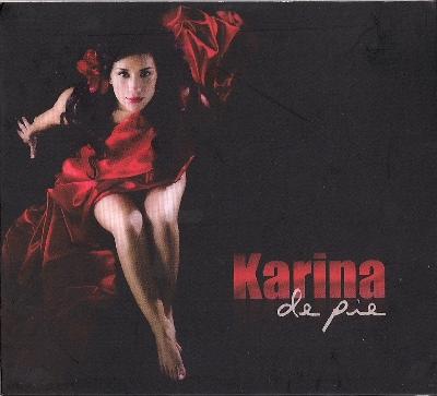 Karina - De Pie (2009)