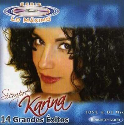Karina - Siempre Karina (2009)