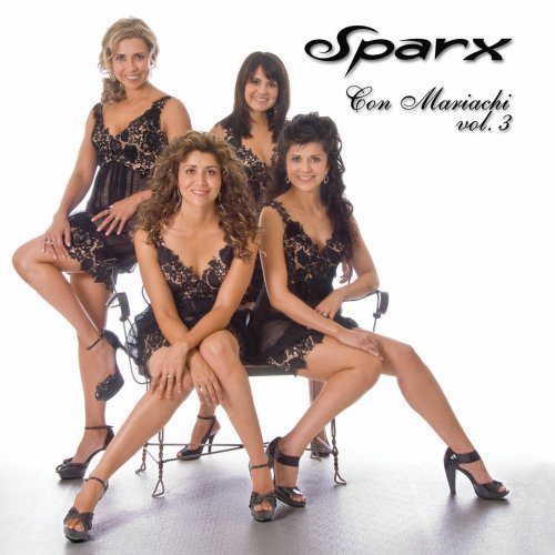 Sparx - Con Mariachi Vol. 3 (2009)