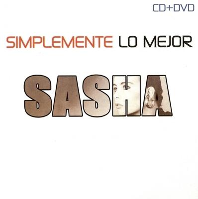 Sasha - Simplemente Lo Mejor (2010) CD+DVD
