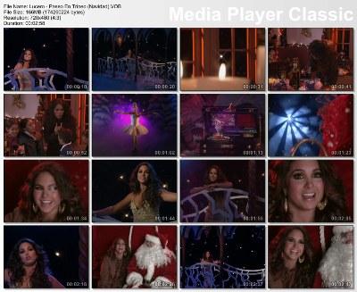 Lucero - Paseo En Trineo (Navidad) (Clean Vob)